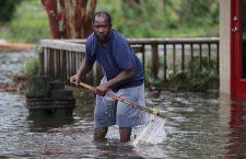 Hurricane Michael makes landfall in Florida, Panama City, USA - 10 Oct 2018