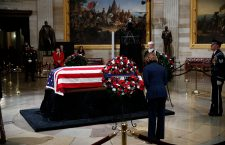 George H.W. Bush dies at 94, Washington, USA - 04 Dec 2018