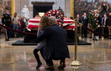 George H.W. Bush dies at 94, Washington, Dc, USA - 04 Dec 2018