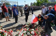 30th anniversary of Poland's first partially-free parliamentary elections since WWII, Gdansk - 04 Jun 2019