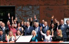 30th anniversary of the country's first partially-free parliamentary elections since WWII, Warsaw, Poland - 04 Jun 2019