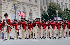 Fourth of July Salute to America celebrations in Washington, DC, USA - 04 Jul 2019