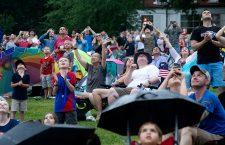Fourth of July celebrations in Washington, Arlington, USA - 04 Jul 2019