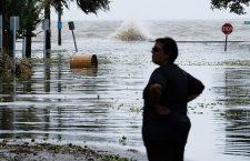 Hurricane Barry hits Louisiana, Mandeville, Usa - 13 Jul 2019