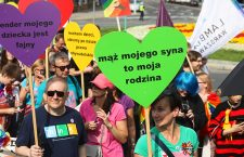 The Equality March in Bialystok, Poland - 21 Jul 2019