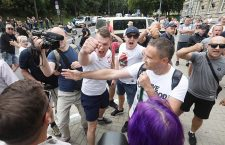 The Equality March in Bialystok, Poland - 20 Jul 2019