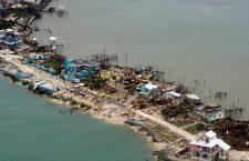 Hurricane Dorian leaves destruction in the Bahamas - 03 Sep 2019