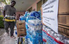 Volunteers in Miami help Bahamas, USA - 04 Sep 2019