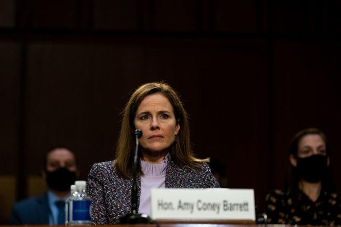 Sędzia Amy Coney Barrett